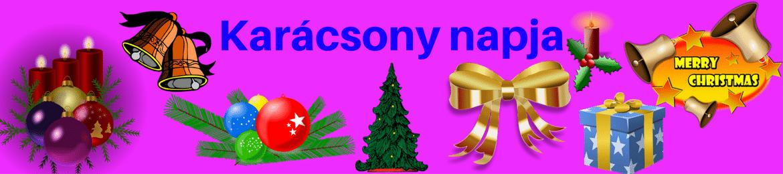 Karácsony napja logó - Karácsony, Karácsonyi versek, Karácsonyi köszöntők, Karácsonyi üdvözlet, Karácsonyi dalok, Karácsonyi SMS, Karácsonyi idézetek, Karácsonyi képek.