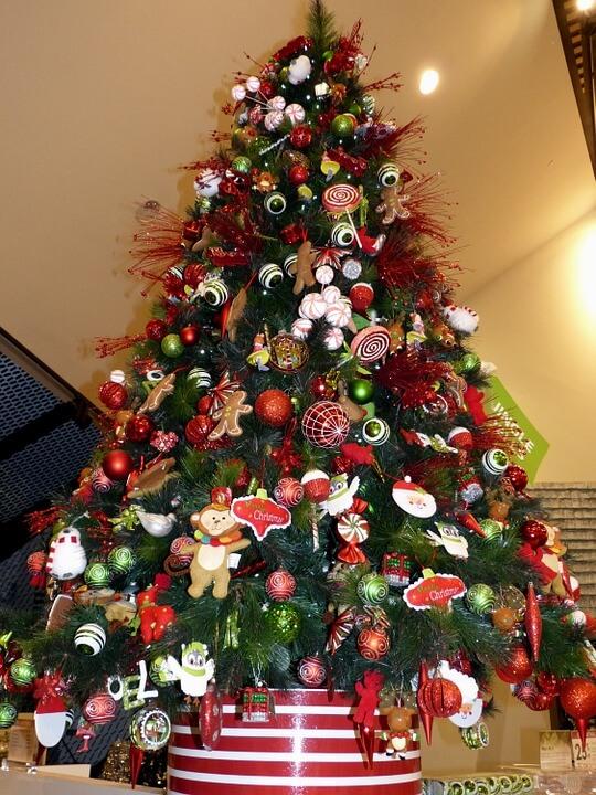 Karácsonyfa eredete