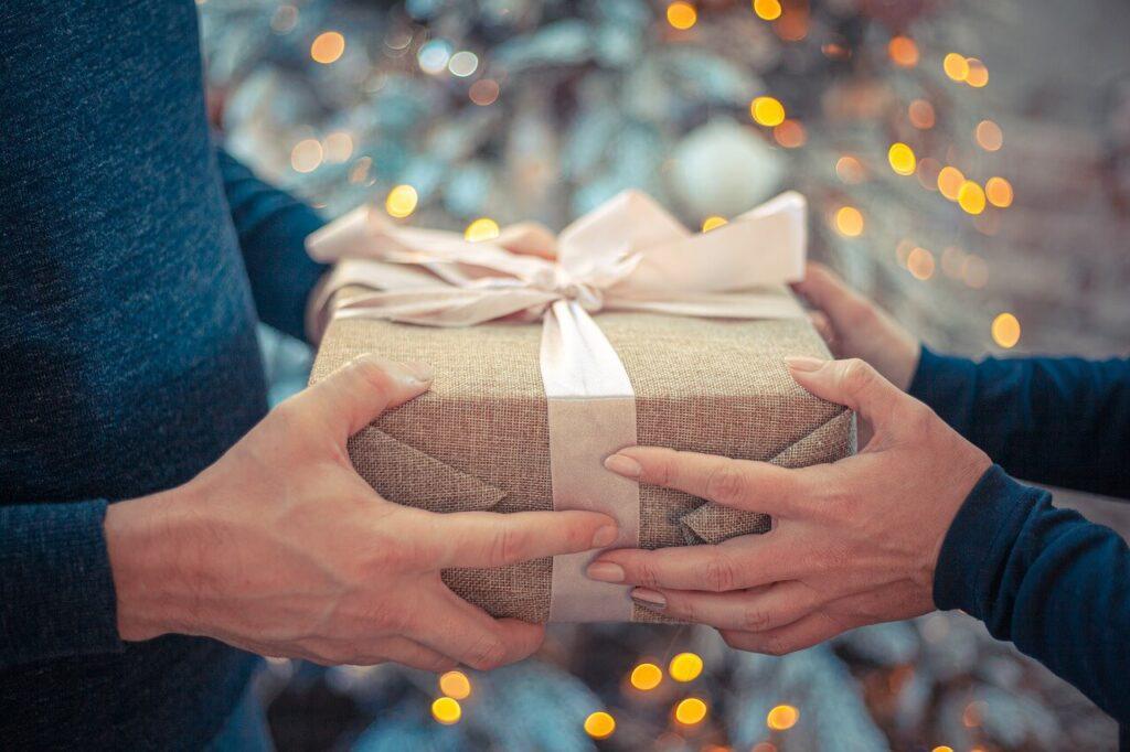 Ehető karácsonyi ajándék